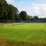 Grass courts 1 & 2 Sept 2011