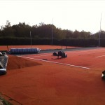 Laying Astroturf !