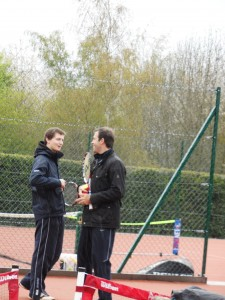 Paul asking how he can improve his own 120mph serve